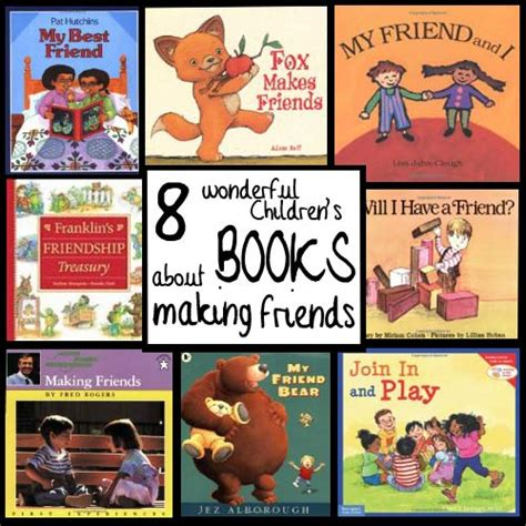 friendship picture books fox makes friends