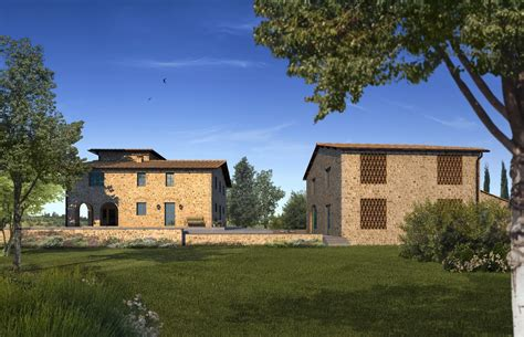 tuscan house lightwave gallery