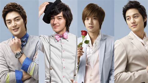 imagenes de coreanos f4 boys over flowers korean dramas wallpaper 32444330