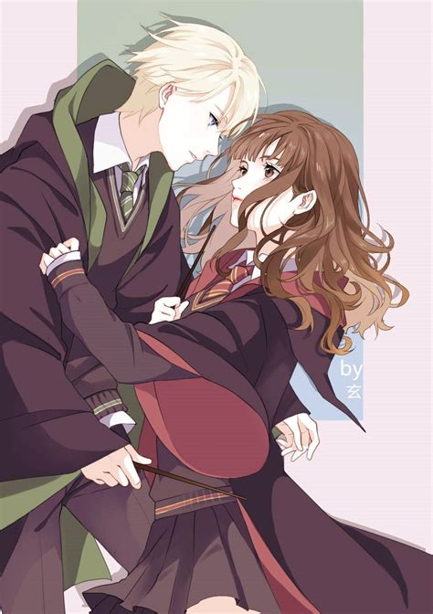 Hermione Granger X by Quot Draco Malfoy Quot Quot Hermione Granger Quot Quot Harry Potter
