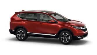Honda Cr V Mexico Honda Cr V 2017 Llega A M 233 Xico Precios Y Versiones