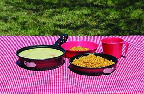 Kangaroo Cookware 1 texsport 5 pc kangaroo non stick cookware mess kit