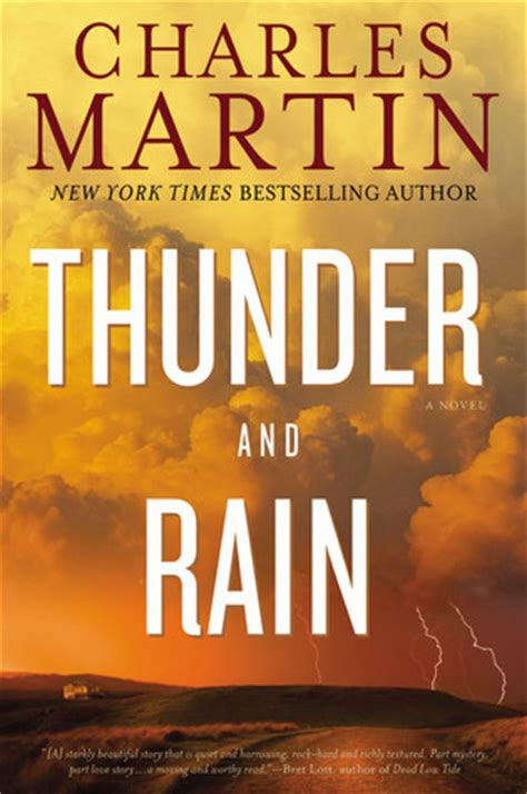 thunder books thunder and by charles martin reviews discussion