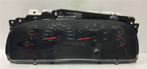 used ford f 350 instrument clusters for sale 2002 2004 ford f250 f350 used dashboard instrument cluster for sale mph dashboard