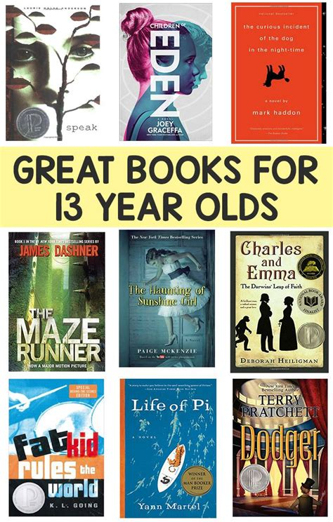 9 best book series for teenage boys books for 13 year olds boys and girls books girls and