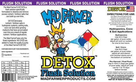 Mad Farmer Detox Review mad farmer products 187 detox