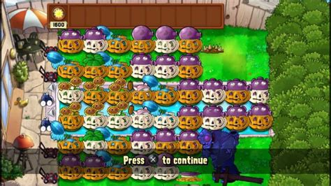Aliv Trophy 1 plants vs zombies ps vita alive and planting trophy 40 waves of ferocity