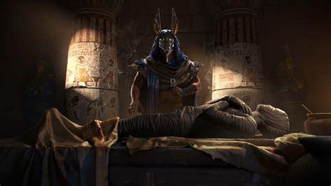 assassins creed origins wallpaper assassin s creed origins mummy egypt 4k 8k games 7803