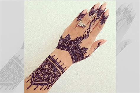 9 captivating bangle mehndi design ideas for you