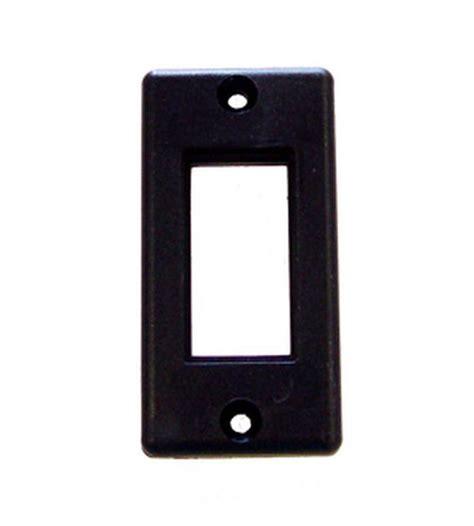 Switch Power Window single bezel for power window switches rod wires
