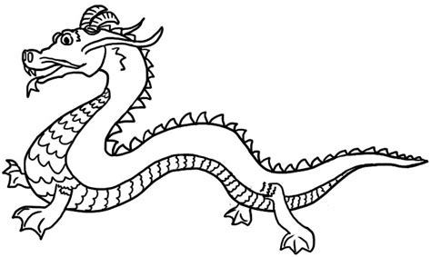 coloring pages dragons chinese coloring pages chinese