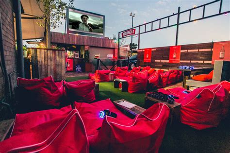 bean bag cinema auckland silent cinema is back at the greenroof they re showing