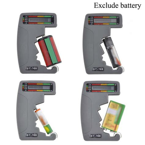 Aa Rechargeable Battery Capacity Tester by Buy Wholesale Lr44 Cr2032 Cr2025 Battery Tester