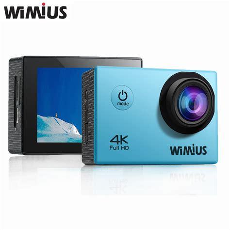 Promo Sport Wifi Lcd 2 Like Go Pro wimius wifi 4k hd 1080p 60fps 2 0 quot lcd mini sport helmet go waterproof