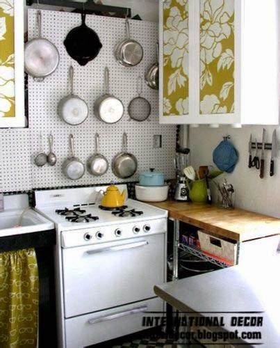 kitchen design solutions small kitchen solutions 10 interesting solutions for