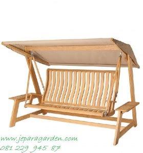 Kursi Ayunan Kayu Jati jual kursi ayunan kayu jati jepara jeparagarden
