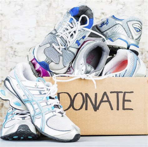 shoes for charity soles4souls shoe drive the walker physical therapy