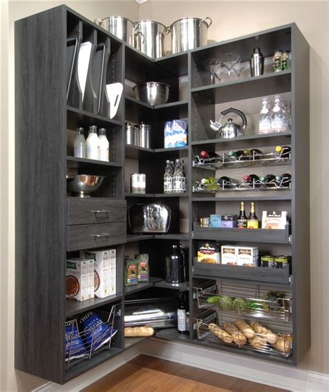 Storage Solutions Kitchen Pantry by Pantry Storage Solutions By Mcclurg