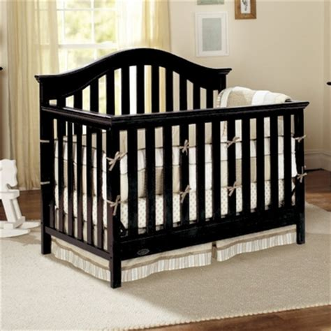 Graco Baby Cribs by Graco Cribs Bryson Convertible Crib In Licorice Free Shipping