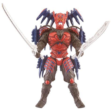 master p figure power rangers 4 in figure master xandred toys