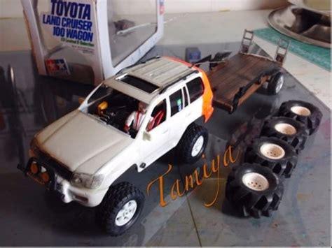 Tamiya Series Toyota Land Cruiser 90 Dakkar mini awd 1 32 tamiya toyota landcruiser rc