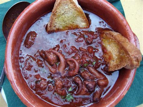 ricetta per cucinare i moscardini moscardini in umido ricetta