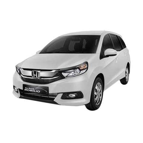 Honda Mobilio 1 5 E jual honda mobilio facelift 1 5 e mobil taffeta white