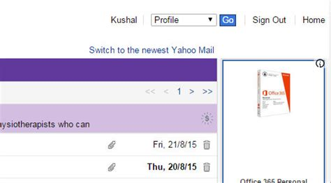 mail yahoo basic how to switch to yahoo mail basic version for fast access