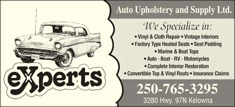 auto upholstery edmonton experts auto upholstery supply ltd kelowna bc 3280