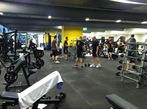 fitness brisbane cbd king george square free