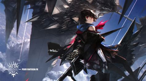 pixiv fantasia fallen kings wallpaper and background image