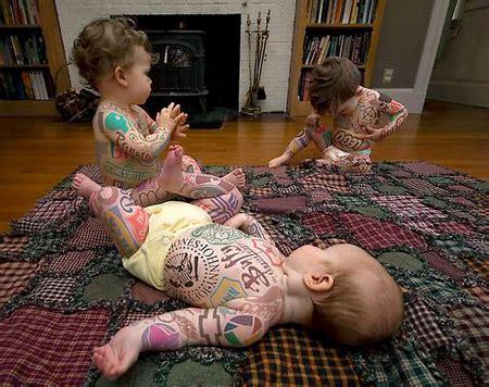 branded babies