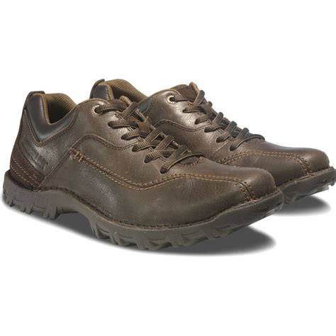 sell your sneakers mens caterpillar shoes movement lace up chocolate leather