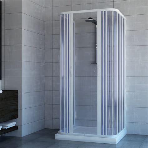 soffietto doccia box doccia a soffietto cm90x90x90 2 lati angolo
