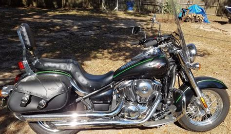 Kawasaki Dealers In Alabama by Kawasaki Vulcan 900 Classic Motorcycles For Sale In Mobile