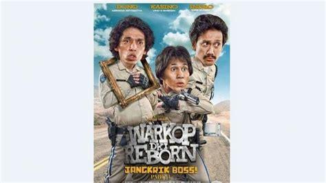 T Shirt Warkop Dki Reborn poster warkop dki reborn dirilis netizen ada yang