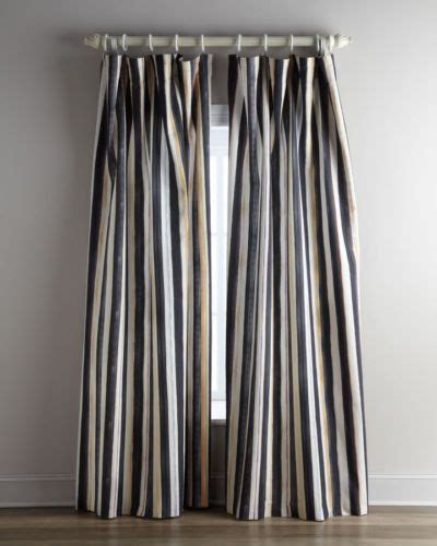 mackenzie childs curtains mackenzie childs 90 quot courtly stripe curtains one pair