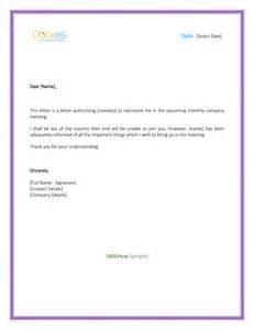 Authorization Letter Sample authorization letter sample to process documents