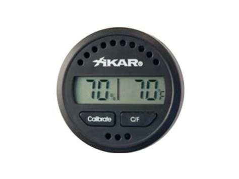 Termometer Digital Crown cigar humidifiers and hygrometers by ashton crown xikar savoy and cigar oasis