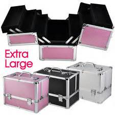 Makeup Vanity Cases Uk Make Up Storage Ebay