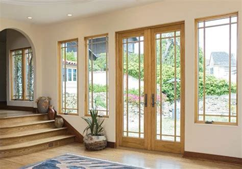 These Renewal By Andersen Casement Windows And Hinged Patio Door Styles