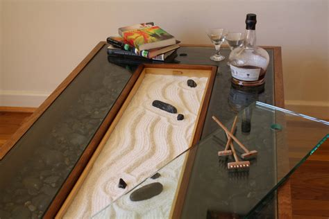 table zen garden zen garden coffee table the of vincent m