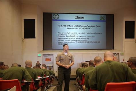 Interior Guard Usmc by Recruits Learn About Interior Guard Duty Gt Marine Corps