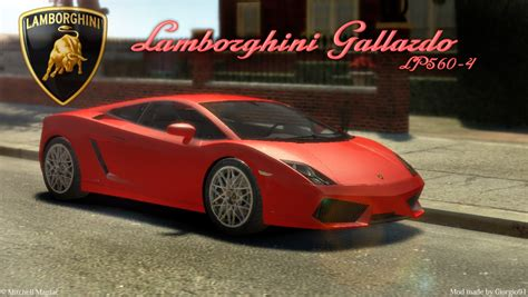Gta 4 Cheats For Lamborghini The Gta Place Lamborghini Gallardo Lp560 4