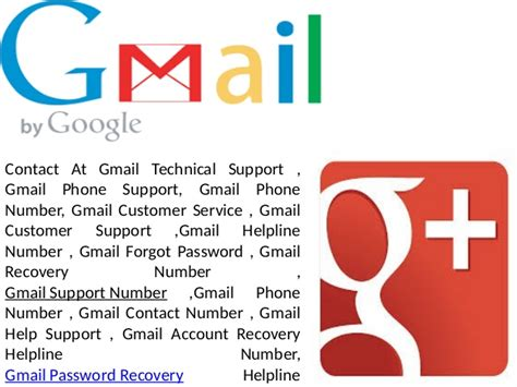 phone number for customer service gmail customer support service toll free phone number