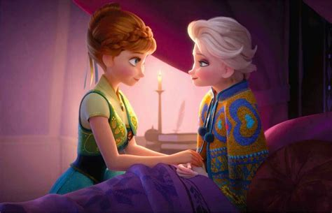 film elsa va ana an escape from reality frozen fever review