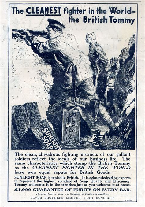 Turning Points In Modern Times Essays On German And European History by File Sunlight Soap Ww 1 Ad Jpg Wikimedia Commons