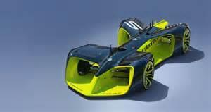 Electric Car Racing Formula E Announces Chief Design Officer Of New Racing