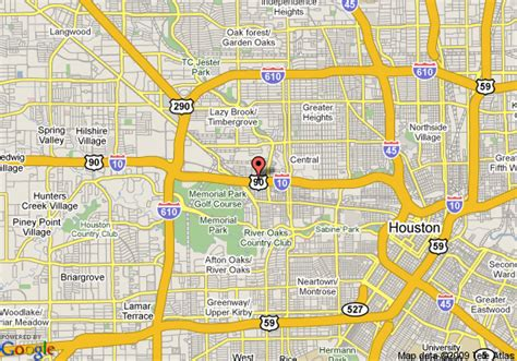 texas downtown map map of comfort inn downtown houston