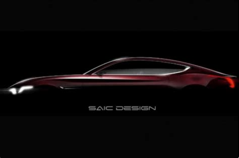 Perhaps Maybe by Perhaps Maybe A New Mg Sportscar Just